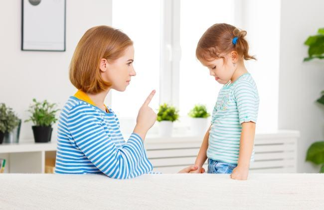 Cum il faci pe copil sa nu iti mai ceara ceva cu insistenta: 5 fraze de impact