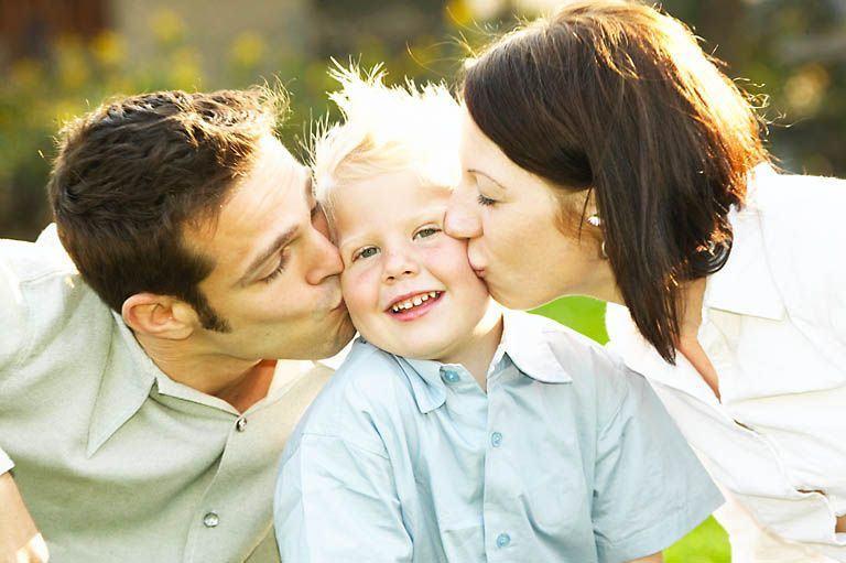 Modalitati haioase si inedite de a arata copilului ca il iubesti