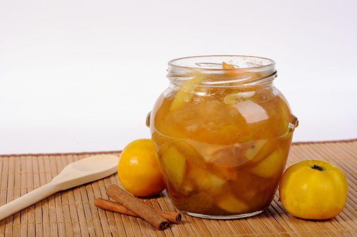 Dulceata de mere cu scortisoara