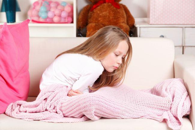 Alimentele care vindeca bolile de stomac ale copiilor