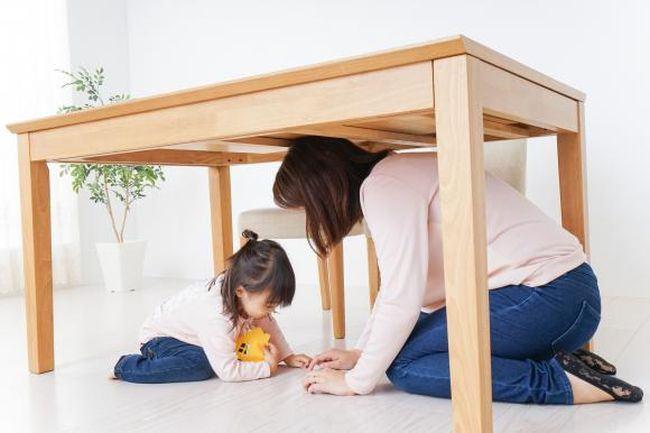 Ce sa faci in caz de cutremur. Sfaturi utile