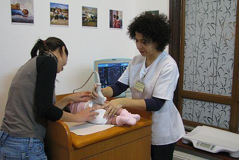 Vizita la ortopedul pediatru - cand si de ce?