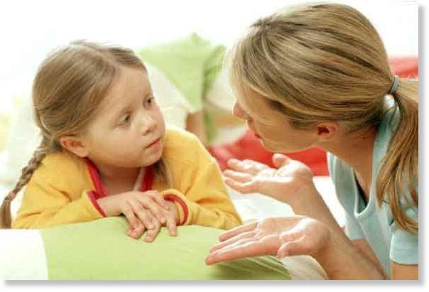 Cum sa vorbesti cu copilul despre partile intime ale corpului