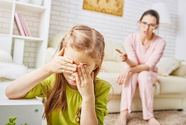 Ce se intampla cu copilul tau cand tipi la el
