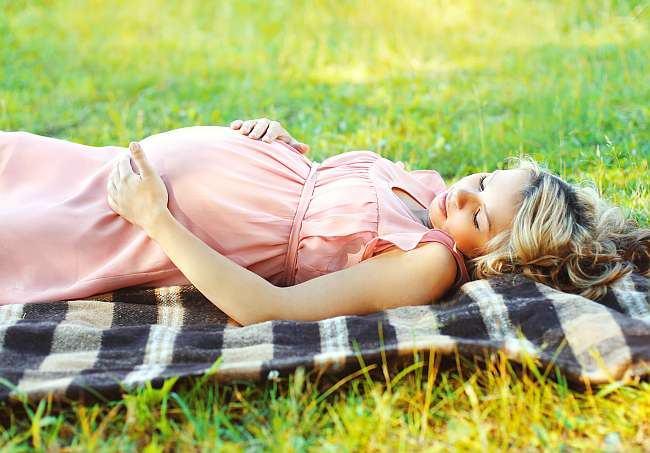 Efectele caldurii asupra sarcinii