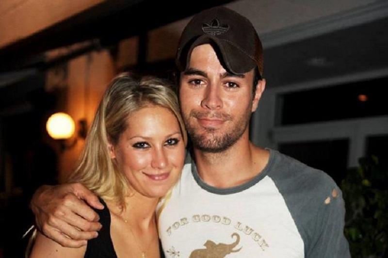 Enrique Iglesias si Anna Kournikova au devenit parinti pentru a treia oara