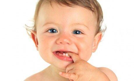 Calmarea durerilor provocate de eruptia dentara la copii