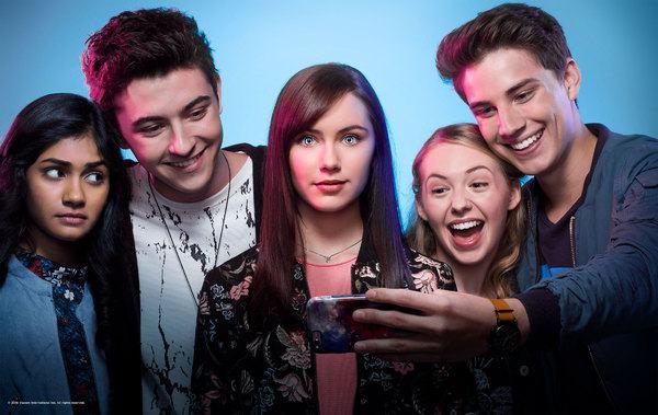 Serialul Sunt Frankie are premiera pe Nickelodeon pe 1 octombrie