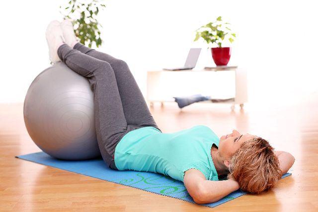 Exercitii pentru calmarea durerilor dupa cezariana