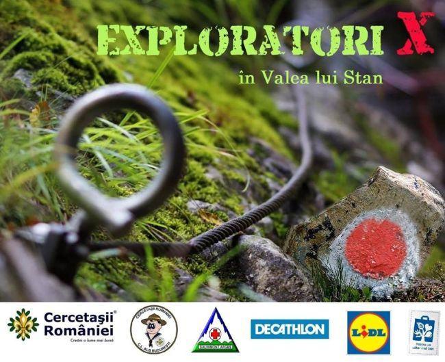 Centrul Local Alb Cercetasii Romaniei, implicati in refacerea unuia dintre cele mai vizitate trasee din Romania
