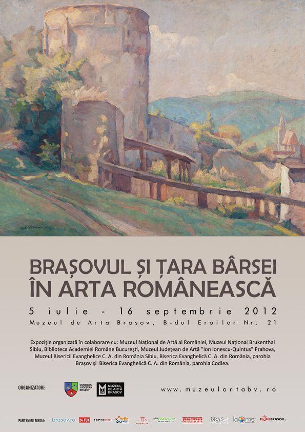 Expozitia Brasovul si Tara Barsei in Arta Romaneasca
