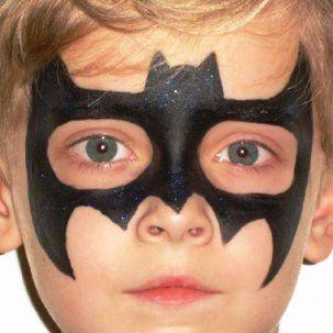 face-painting-batman
