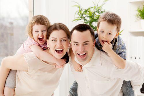 Cum sa faci timpul petrecut in familie mai distractiv