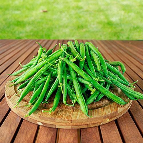 Fasole verde cu carne de vita tocata