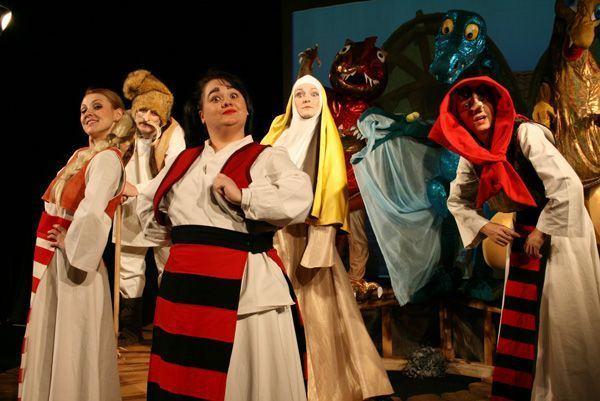 Program Teatru pentru copii, Grand Cinema Digiplex ( Teatru Tandarica )