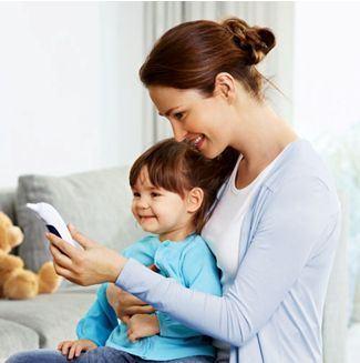 Cauzele febrei la copii si bebelusi