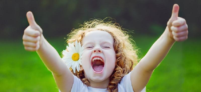 TESTUL care iti arata daca copilul tau este cu adevarat fericit