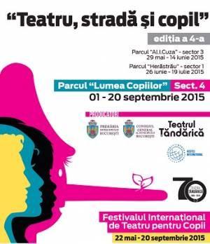 Festivalul International TEATRU, STRADA si COPIL, la Tandarica!
