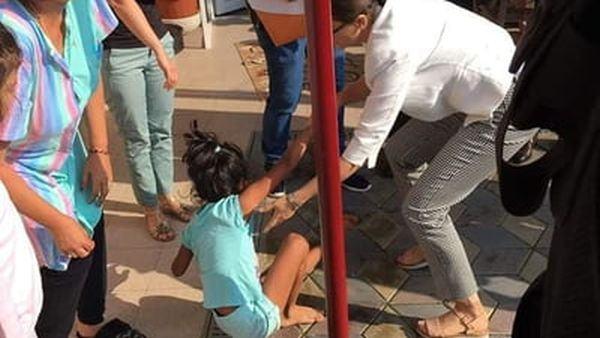 Reactia Directiei de Asistenta Sociala in cazul fetitei luata cu mascatii din casa