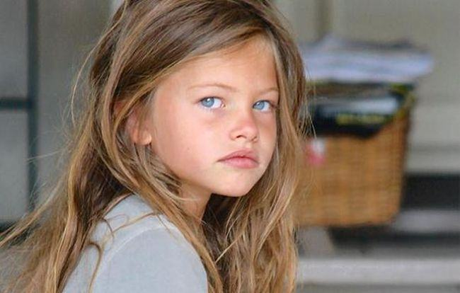 La 6 ani a fost aleasa cea mai frumoasa fetita din lume. Uimitor cum arata insa la 17 ani!