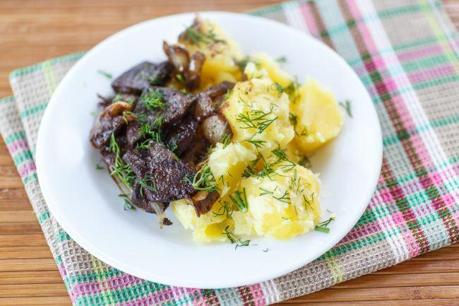 Ficatel cu cartof
