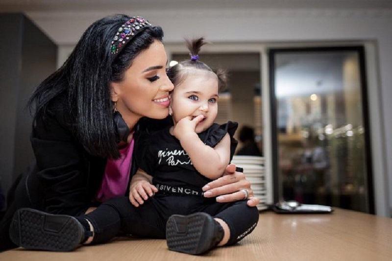 Adelina Pestrita isi face griji pentru fiica ei.