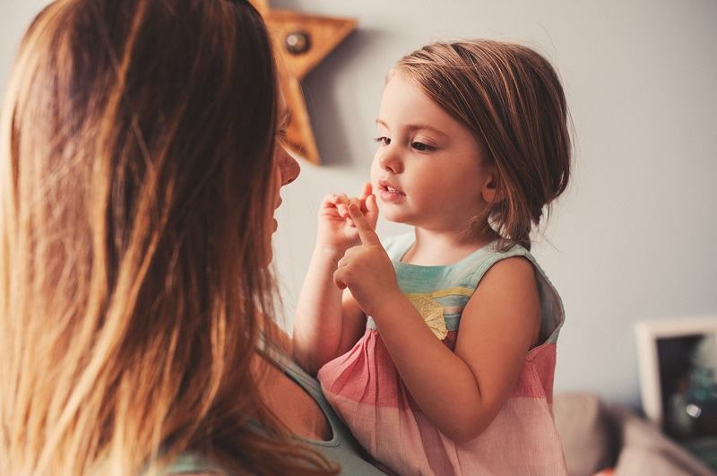 iubire de copil