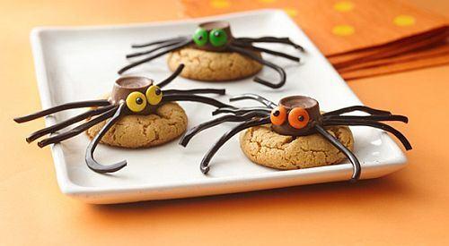 Dulciuri de Halloween pe care le pot face copiii