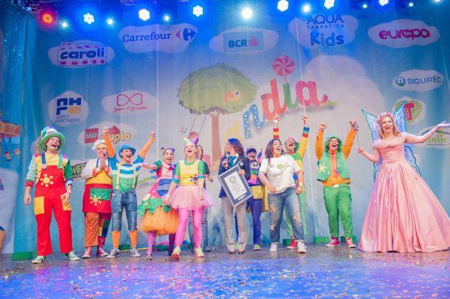 A doua editie a Festivalului Familiei Zurlandia s-a incheiat!