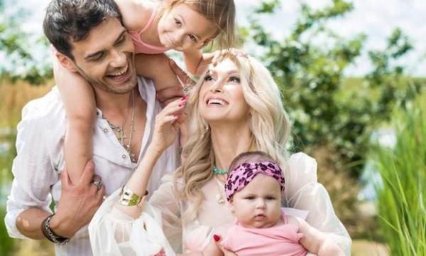Andreea Balan, speriata ca va pierde custodia exclusiva a fetitelor sale