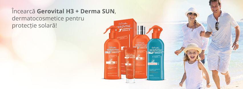 Sanatate: o gama revolutionara de dermatocosmetice cu protectie solara, adresata intregii familii