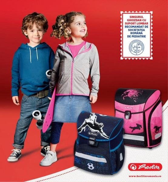 De ce este important sa cumperi un ghiozdan ergonomic copilului tau?