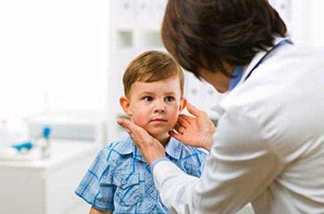 Glanda tiroida: tulburari ce pot aparea la copii
