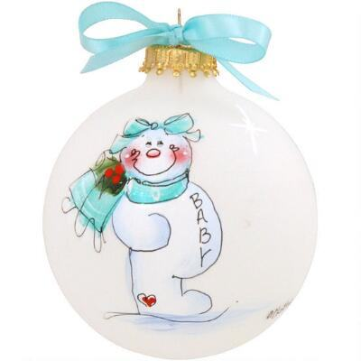 Idei de ornamente de Craciun pentru gravide