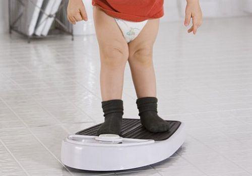 Greutatea copilului la 2-3 ani