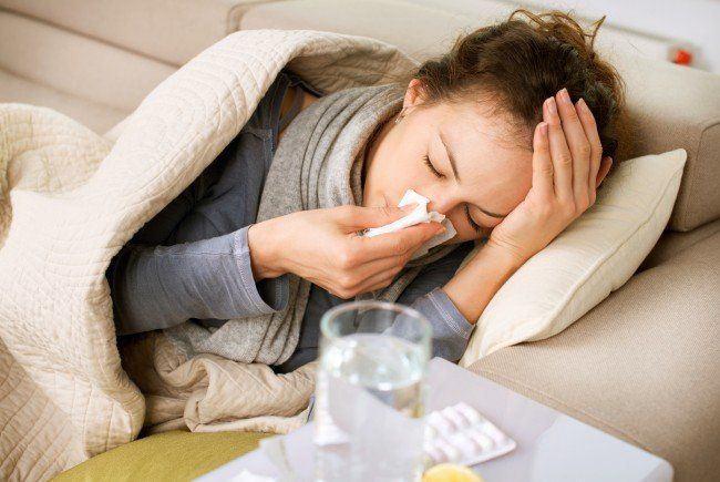 Studiu: Dupa gripa creste riscul de accident vascular cerebral. Tinerii sunt cei mai expusi