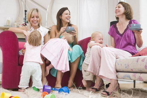 Cresterea copilului. 7 sfaturi de la mamici