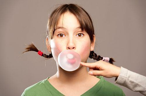 Guma de mestecat: argumente pro si contra
