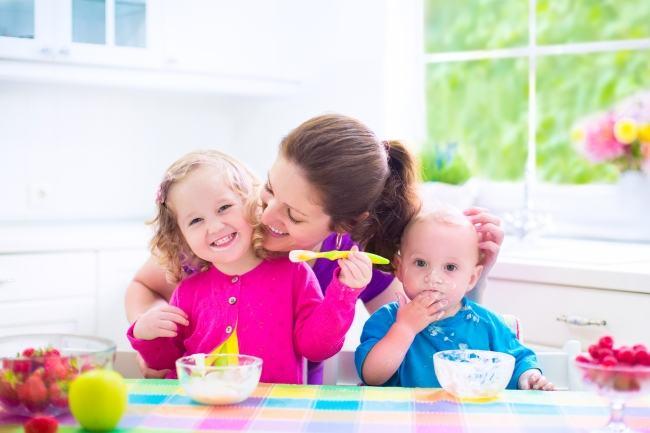 Cum a salvat o mama fara timp gustarile copiilor