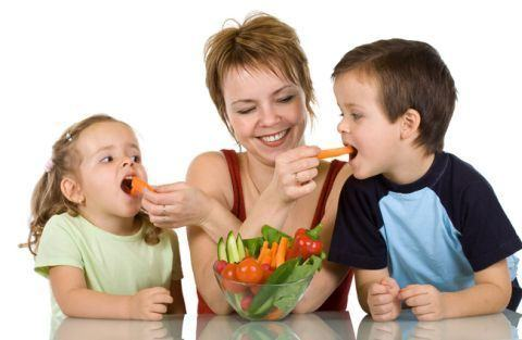 Gustari pentru cresterea imunitatii copilului