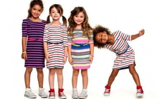 Hainele copilului: 10 articole la moda pentru primavara aceasta
