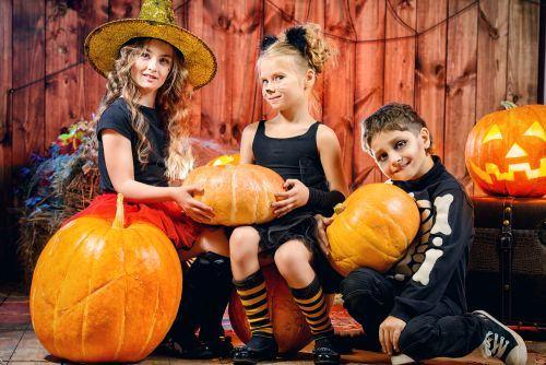 Organizarea unei petreceri de Halloween pentru copii