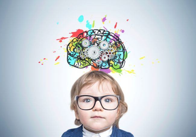 Lucruri uimitoare despre creierul bebelusului