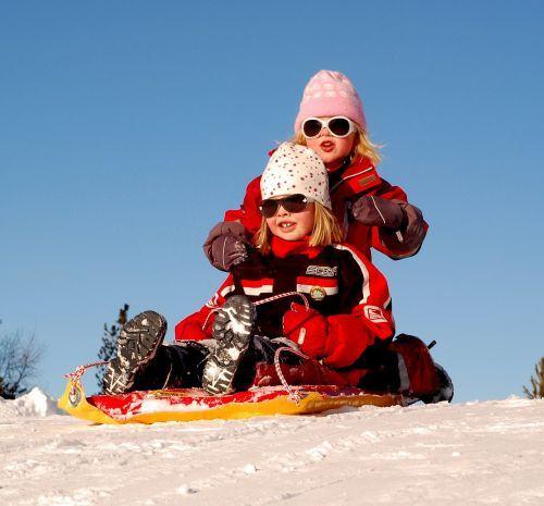 40 de activitati de iarna pentru intreaga familie