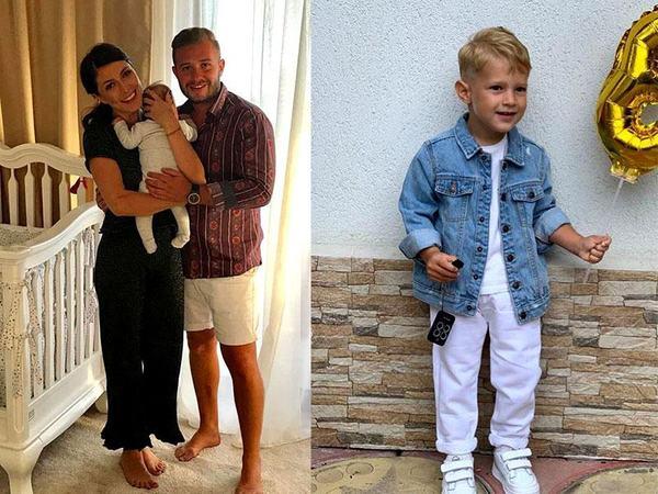 """Fiul Ilincai Vandici a implinit 3 ani. Ce mare s-a facut """"Micul print""""!"""