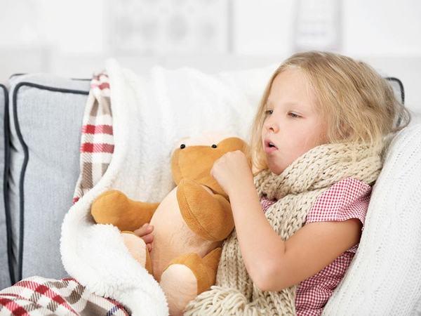 Principalele simptome ale infectiilor respiratorii la copii