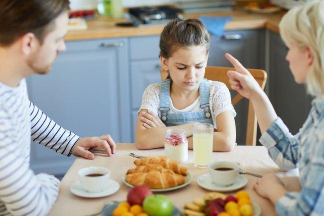 Cum ne influenteza propria copilarie modul de a fi ca parinte