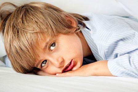 Insomnia la copii, semnul unei probleme medicale?