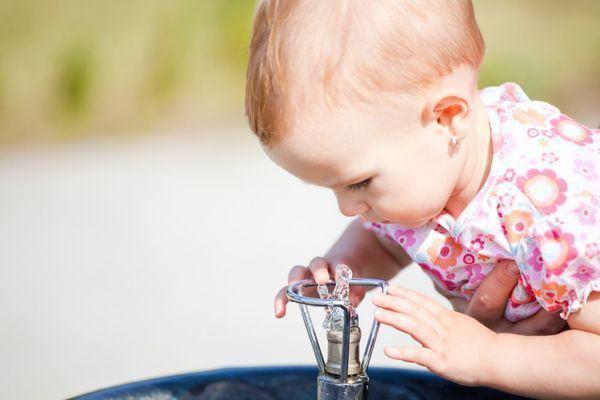 Intoxicatia cu apa la bebelusi