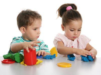Procesele senzoriale si motricitatea fina la copiii de 3-4 ani